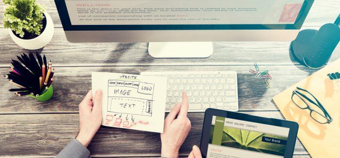 Diseño web y tecnología, más unidos que nunca