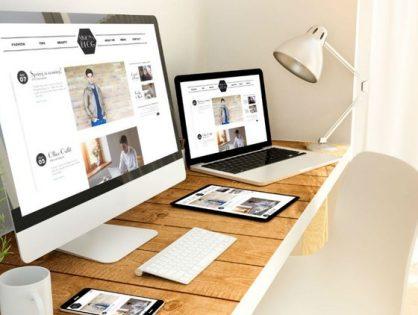 ¿Qué es el espacio en blanco? Sitios web de retail para inspirar tu diseño web