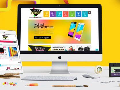 Tendencias 2018 en diseño web