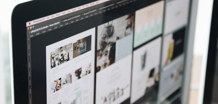 Algunas tendencias de diseño web para 2018