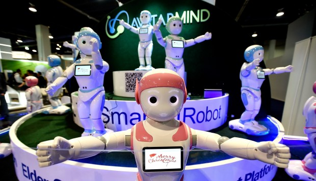 CES 2018: la inteligencia artificial da un paso hacia el futuro