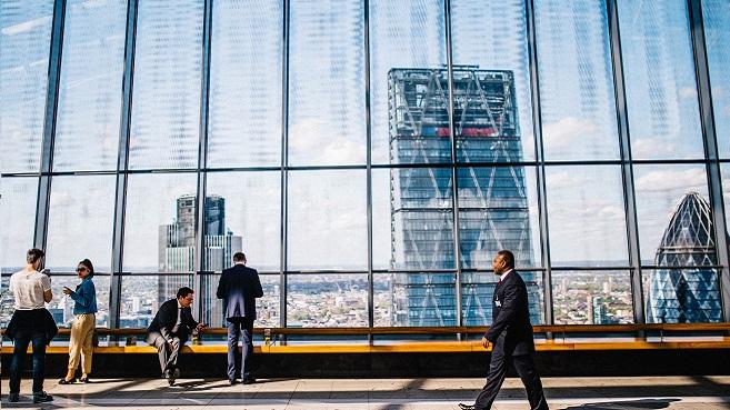 Las empresas transformadas son 22 veces más competitivas