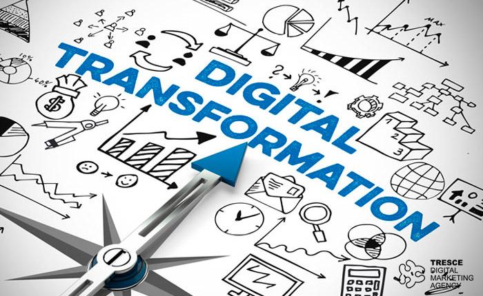 Transformación digital no es marketing digital