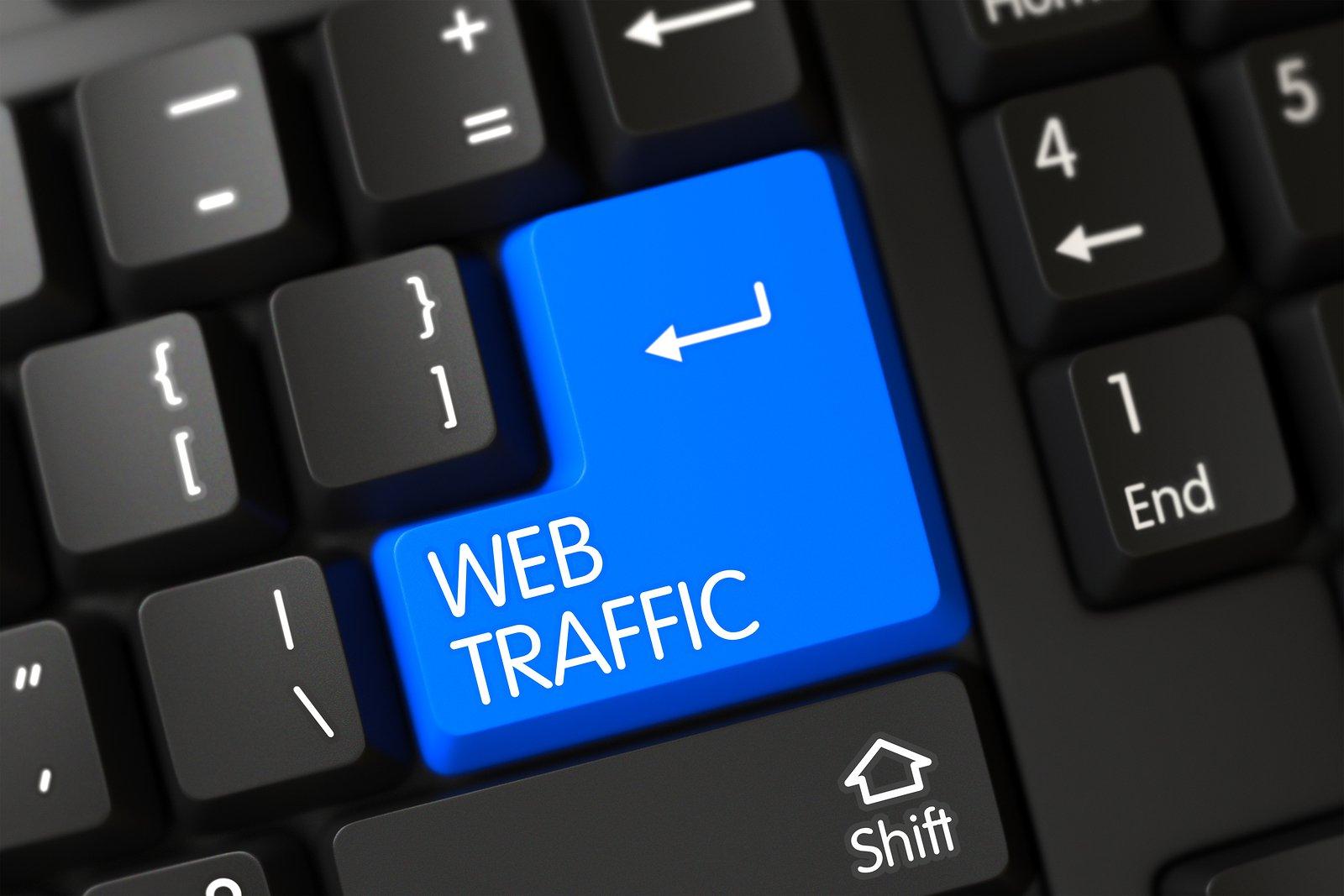 4 consejos para aumentar el tráfico web de tu página o blog