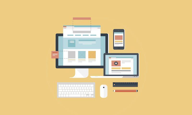 Recopilación de las tendencias web para 2019