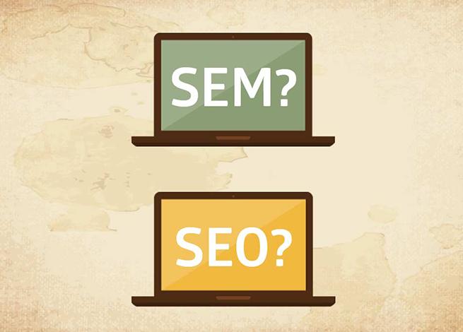 El diseño web, el SEO y el SEM, son fundamentales en una campaña de marketing digital