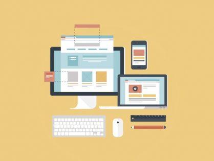 Cuatro novedosas tendencias en el diseño web