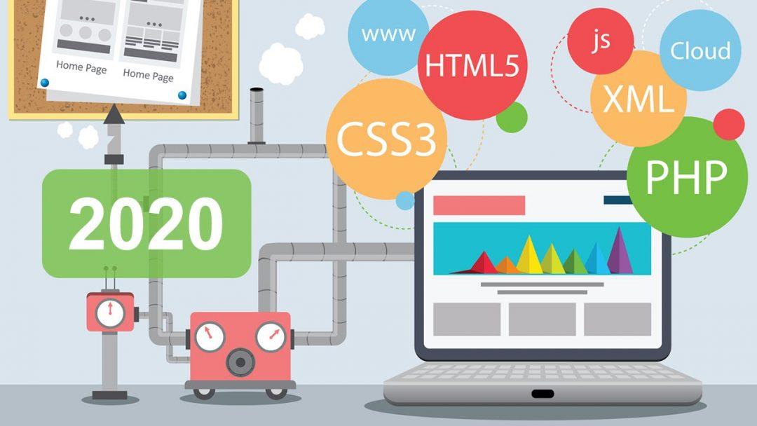 10 Tendencias de diseño web para el 2020
