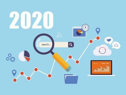 Las tendencias que marcarán el diseño web para el año 2020