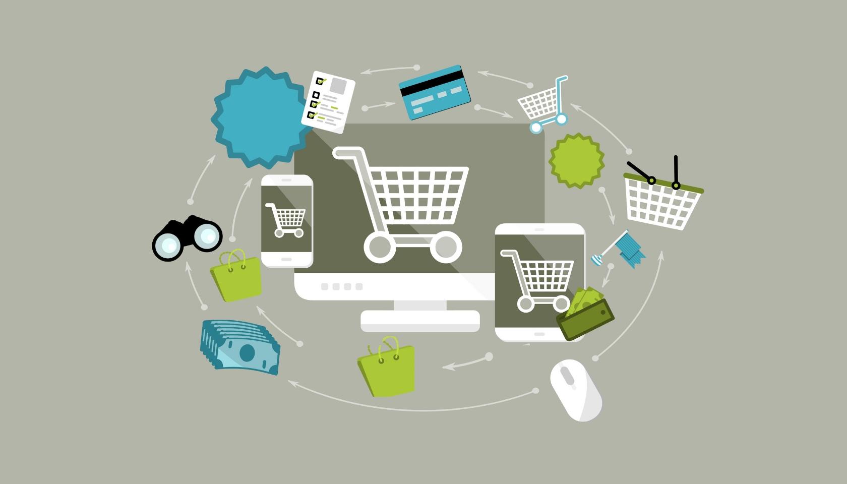 Tres tips para añadir comercio electrónico en un sitio web existente
