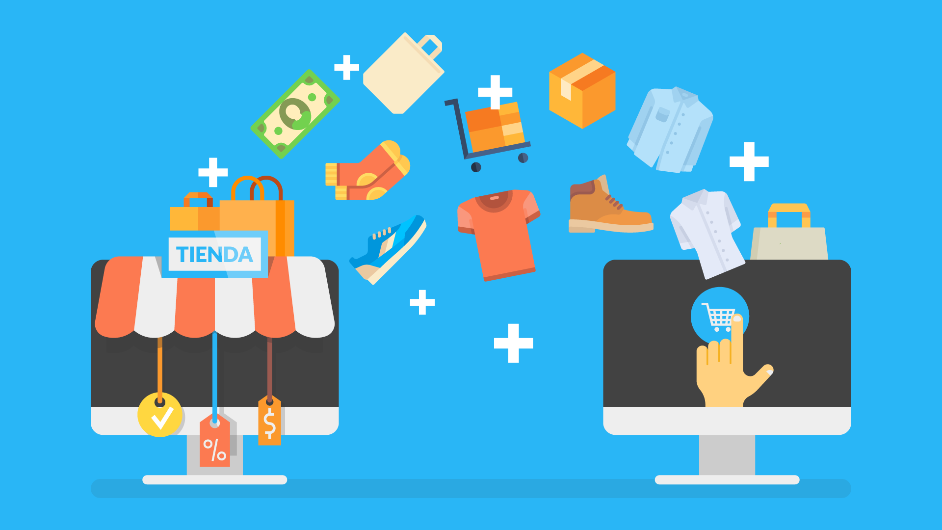 Comercio online y las 5 estrategias que necesitas conocer