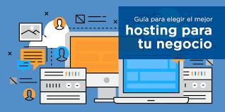Consejos para elegir correctamente un dominio y un hosting para un sitio web