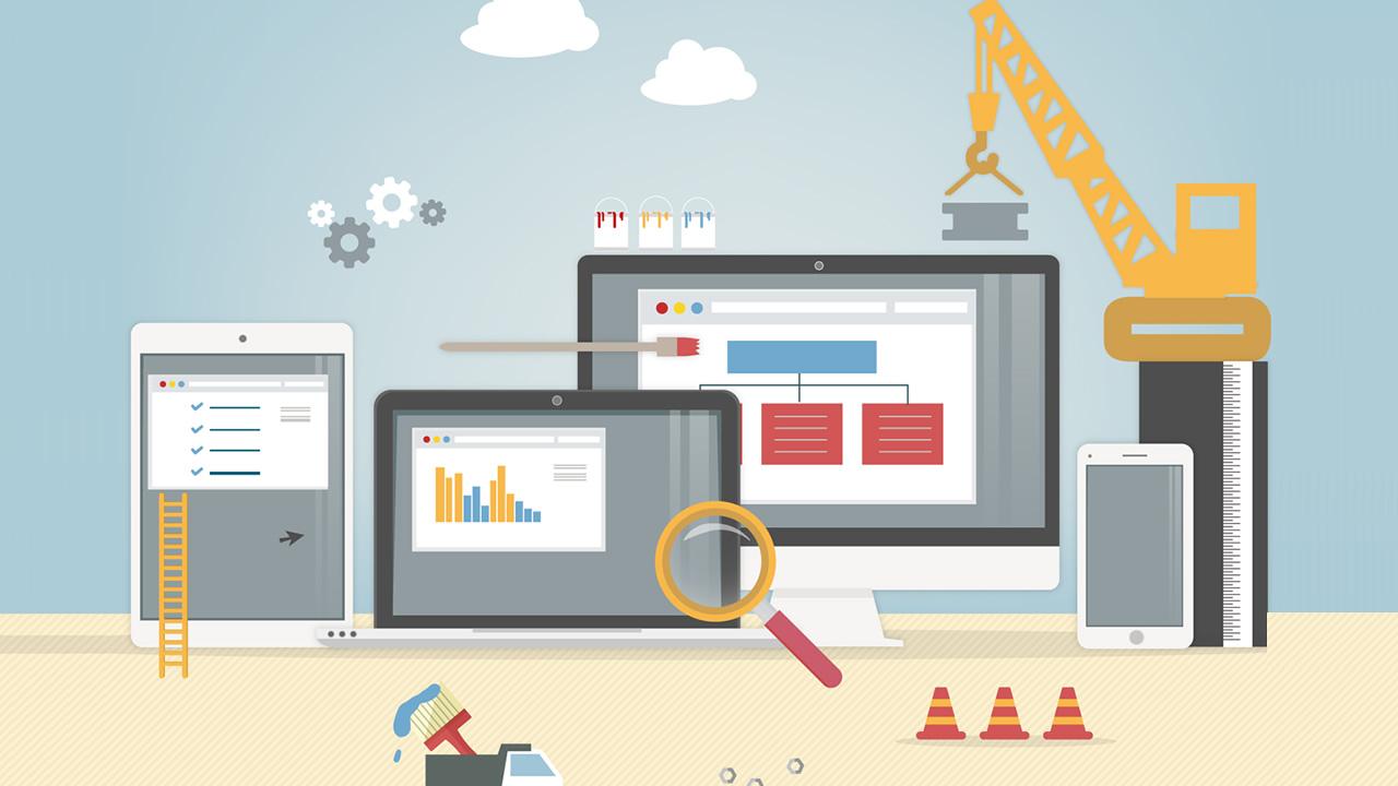 Las claves de un buen mantenimiento web moderno y eficiente